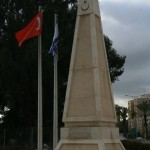 Monument to Turks_WW1