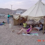 John&#039;s Beach Tent - Eilat