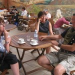 Wayne-Sandy_Randi - HaMaKoM Bible House - Beer Sheva