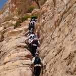 Ein Avdat - The Way Up - June 2012