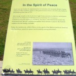 In the Spirit of Peace - 2012