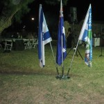 Lighthorse Society BBQ at Beit Eshel - 2012